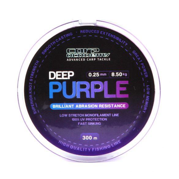 Carp Academy Deep Purple főzsinór 300 m
