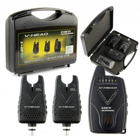 V-Head 3+1 elektromos kapásjelző szett