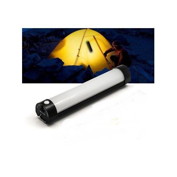 Uyled Q9ir sátorlámpa távvezérlővel (fekete)