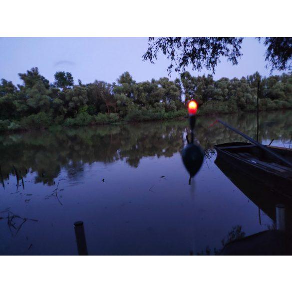Úszó LED világítás (piros)