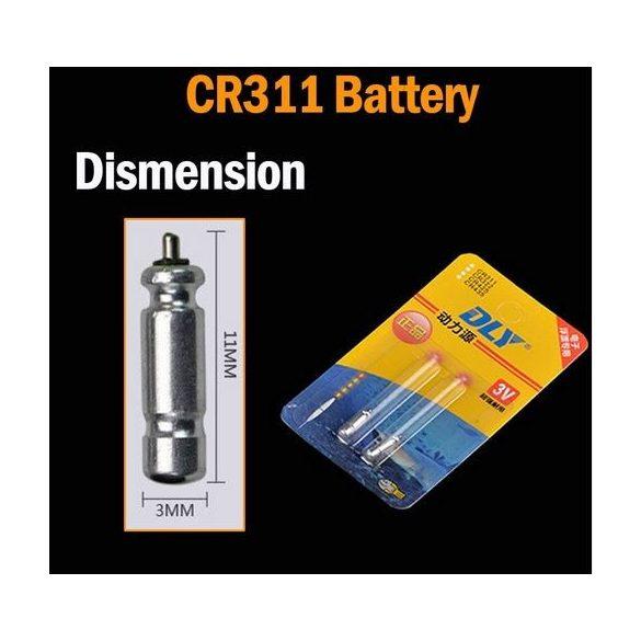 DLY FULL elem CR311