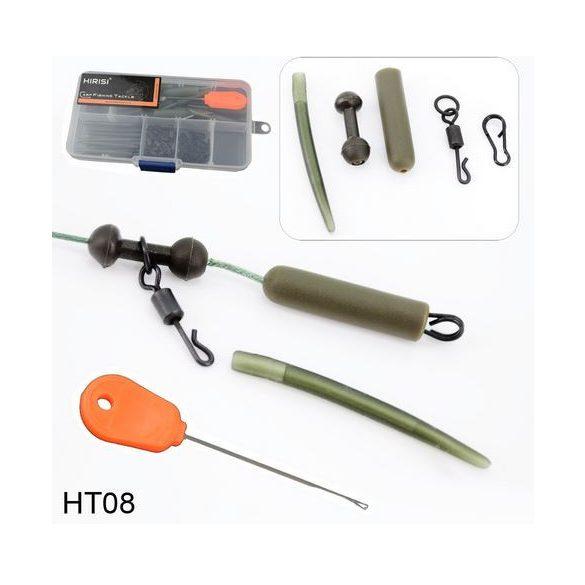 HIRISI 101 db-os pontyhorgász végszerelék szett fűzőtűvel
