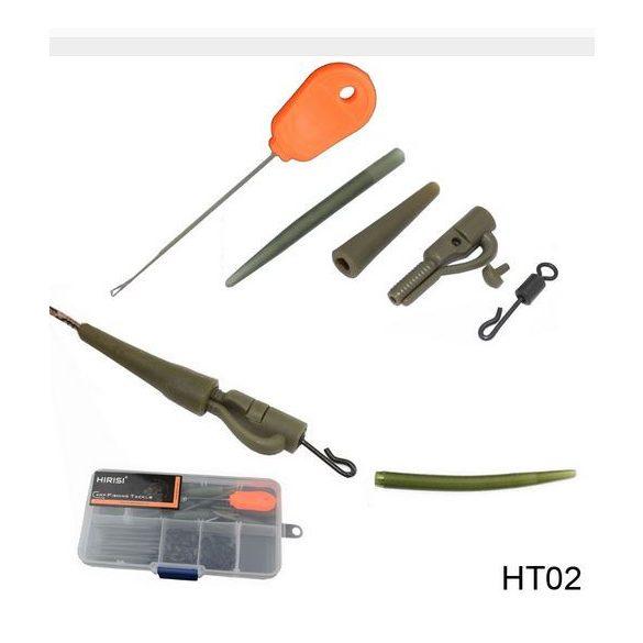 HIRISI 81 db-os pontyhorgász végszerelék fűzőtűvel