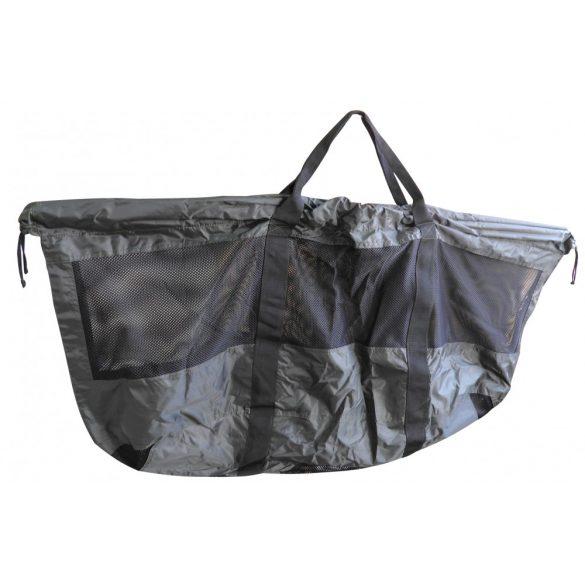 Pontymérő szák táskával