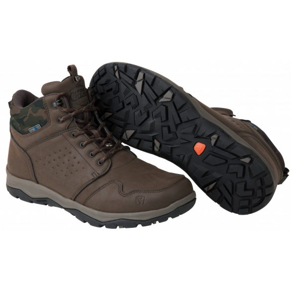 FOX Cipő Chunk Khaki Mid Boots