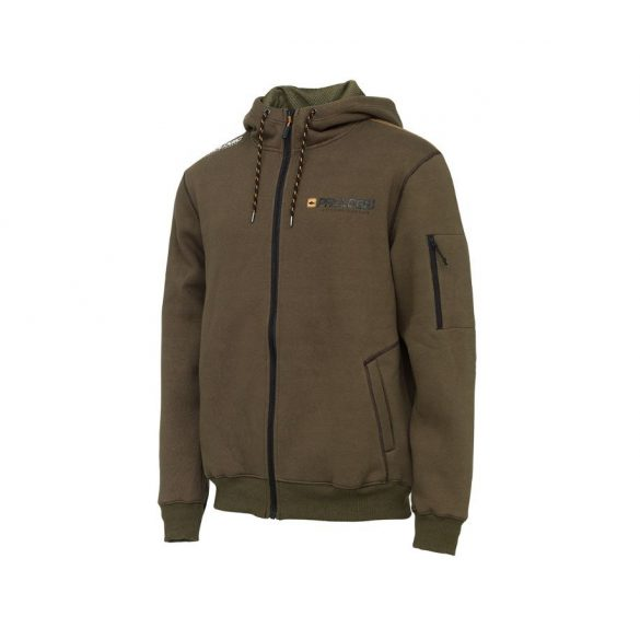 Prologic Carpio Zip Hoodie kapucnis pulóver