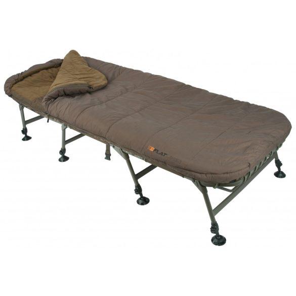 FOX FLATLINER 8 LEG+3 SEASON SYSTEM pontyozó ágy + hálózsák