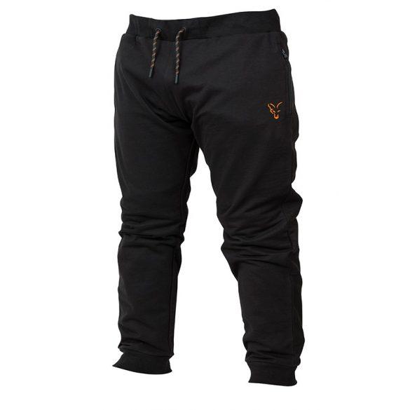Fox Collection Black & Orange LW jogger - melegítőalsó