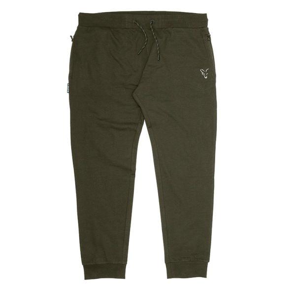 Fox Collection Green & Silver LW jogger - melegítőalsó
