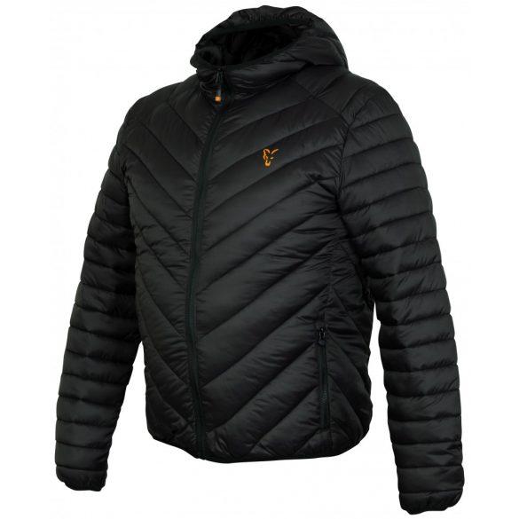 FOX Collection Black/Orange pufi dzseki