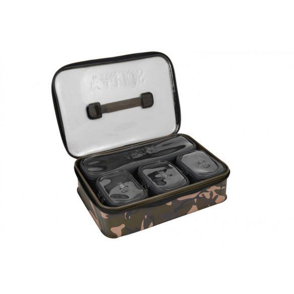 FOX Aquos Camo Accessory Bag System szerelékes táska