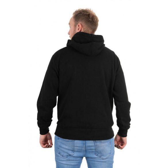 FOX Black Camo Print Hoody kapucnis pulóver