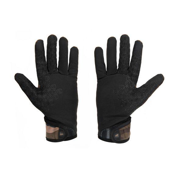 FOX Camo Thermal Gloves - thermo kesztyű L