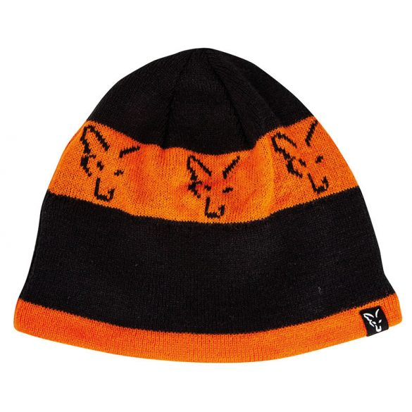 FOX Black&Orange sapka