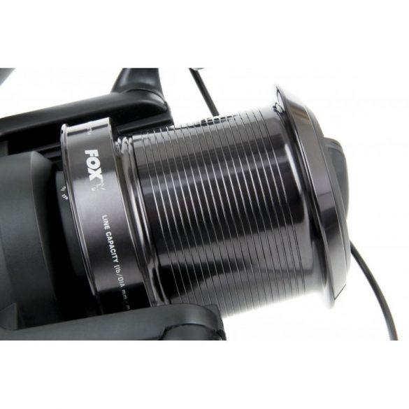 FOX EOS 12000 FS nyeletőfékes orsó