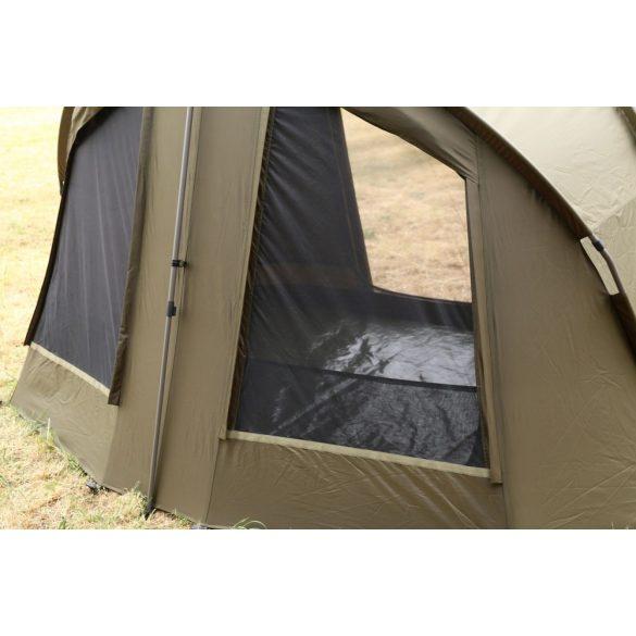 FOX R-Series 1 Man XL Camo Bivvy sátor + hálófülke