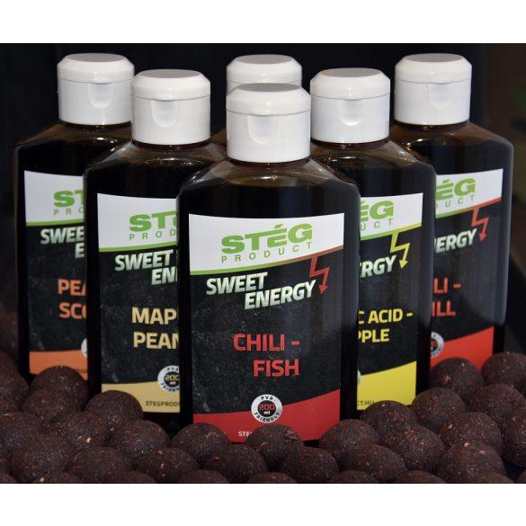 Stég Product Sweet Energy Chili-Fish 200 ml