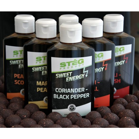 Stég Product Sweet Energy Coriander-Black Pepper 200 ml