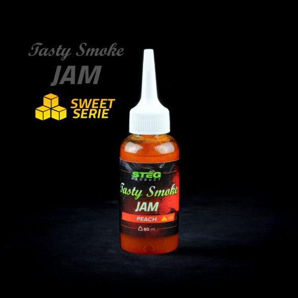 Stég Tasty Smoke Jam Peach 60 ml