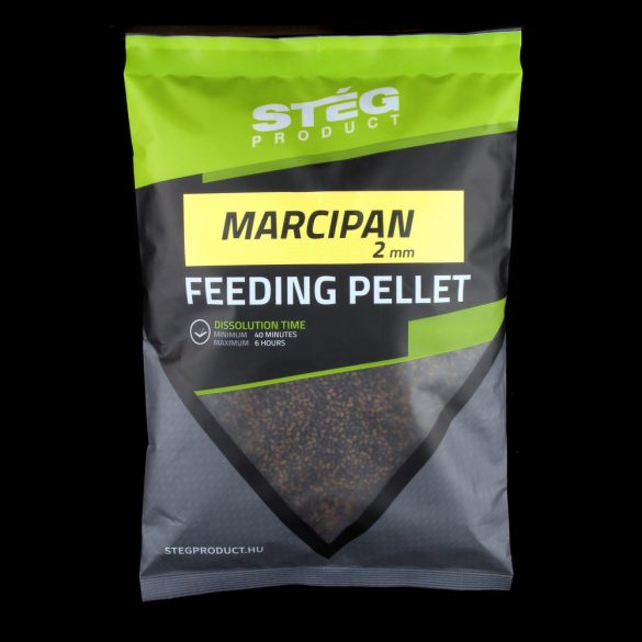 Stég Feeding Pellet 2 mm MARCIPAN 800 g