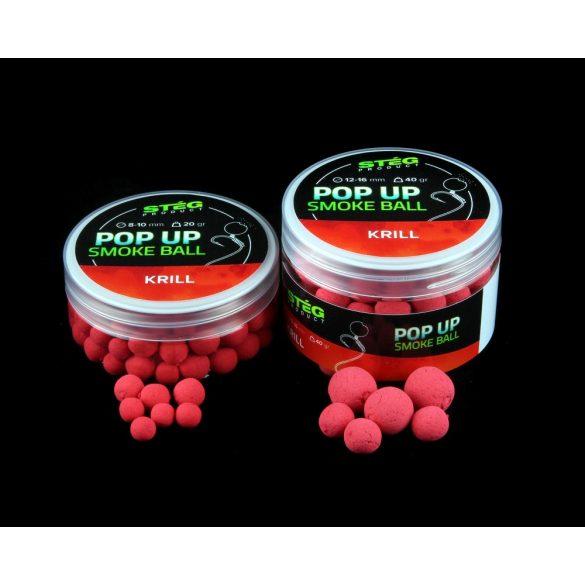 Stég Product Pop Up Smoke Ball 12-16 mm KRILL 40 g