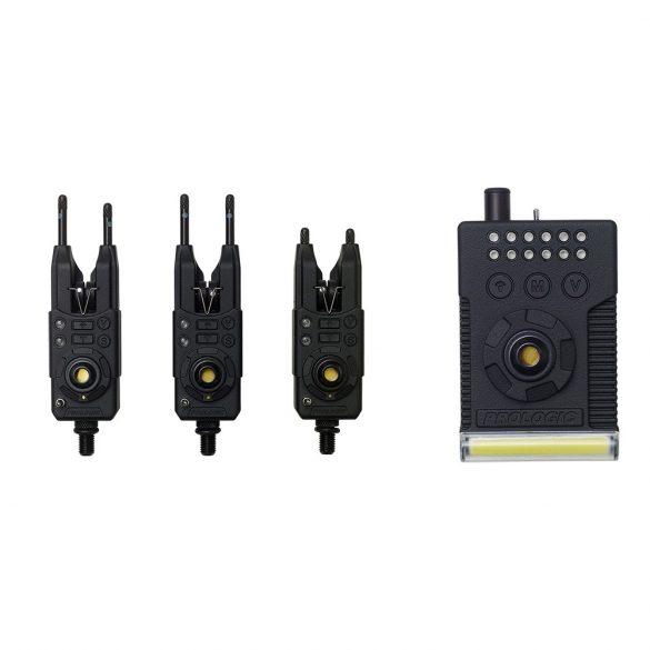 Prologic Fulcrum RMX PRO elektromos kapásjelző szett 3+1